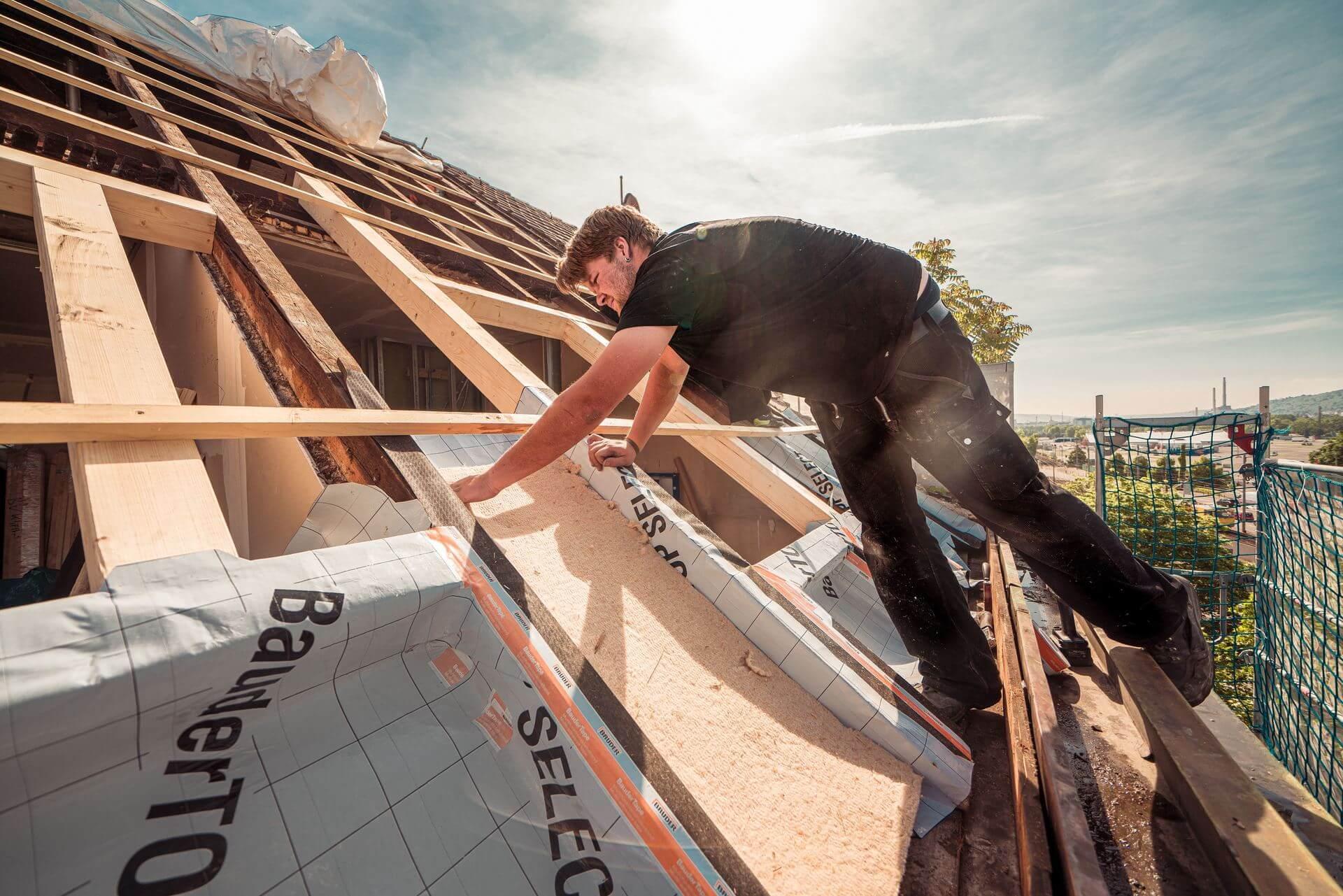 Super Welche Dachdämmung ist die richtige für Ihre Immobilie? | Wood Me Up AB85